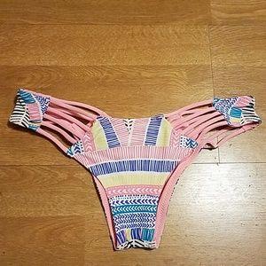Reversible Bathing Suit Bottom XS